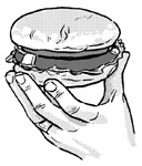 rolls royce burger