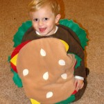 burger boy costume