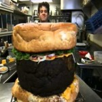 World Record Hamburger Absolutely Ridiculous Burger
