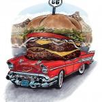 Route-66-Hamburger