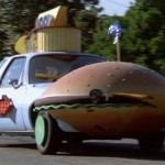 car from Good Burger movie