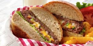 CheddarBaconCheeseburger