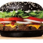 Burger King's Halloween Whopper
