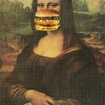 Burger Grease Art