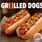 Burger King Hot Dogs