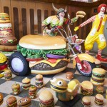 Harry Sperl - Largest Collection Of Hamburger Related Items