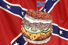Confederate Hamburger
