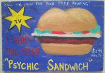 Psychic Sandwich