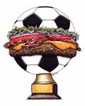soccer burger