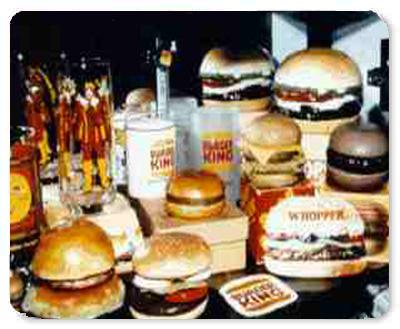 unusual burgers