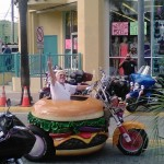 Hamburger-Harley on Main-Street