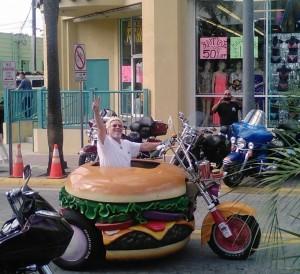 Hamburger-Harley on Main-Street