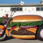 burger promotional items