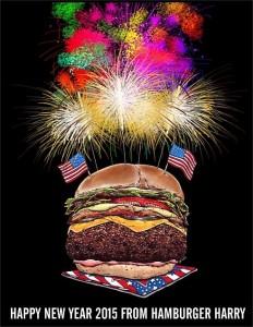 Hamburger New Year!