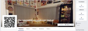 Intl Hamburger Hall of Fame on Facebook