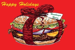 holiday hamburgers XMAS-2014