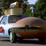 car from Good Burger movie
