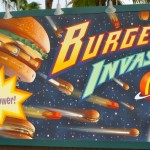 Burger Invasion!