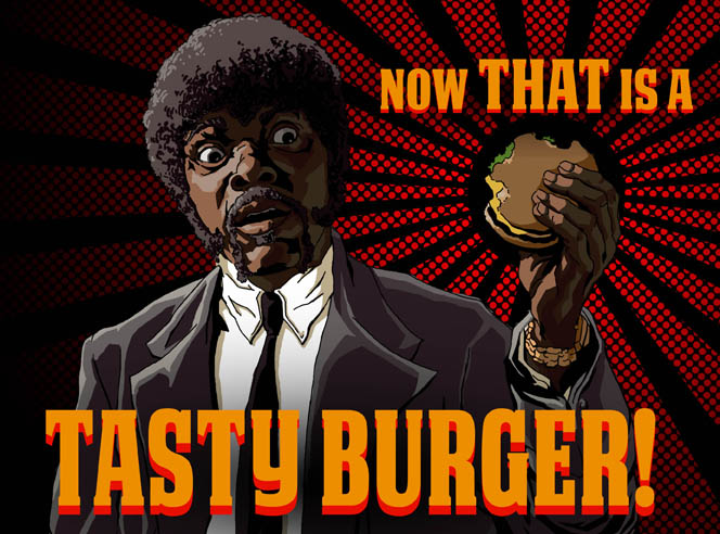 Image result for that is a tasty burger