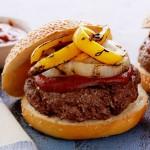 Cowboy Bison Burgers