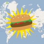 Top Burger Cities